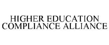 HIGHER EDUCATION COMPLIANCE ALLIANCE