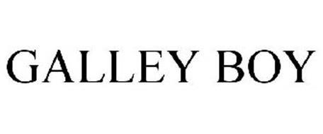 GALLEY BOY