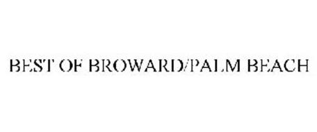 BEST OF BROWARD/PALM BEACH