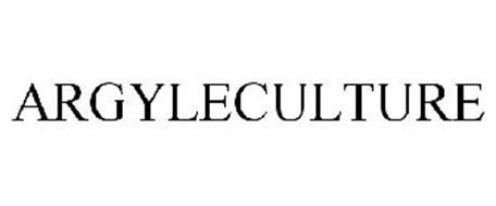 ARGYLECULTURE