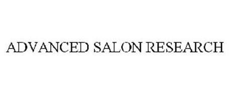 ADVANCED SALON RESEARCH