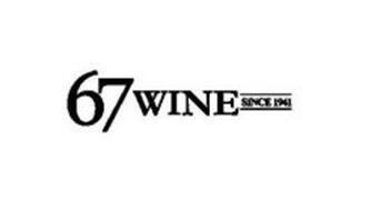 67WINE SINCE 1941