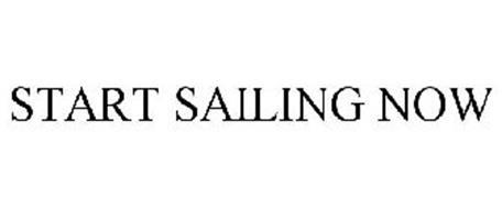 START SAILING NOW