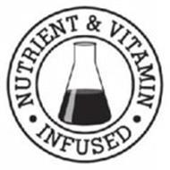 NUTRIENT & VITAMIN · INFUSED ·