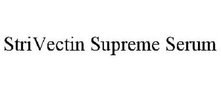 STRIVECTIN SUPREME SERUM