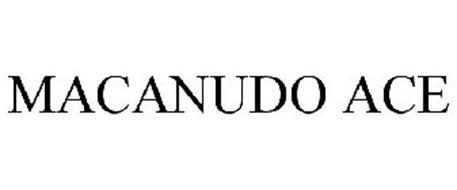 MACANUDO ACE