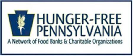 HUNGER-FREE PENNSYLVANIA A NETWORK OF FOOD BANKS & CHARITABLE ORGANIZATIONS