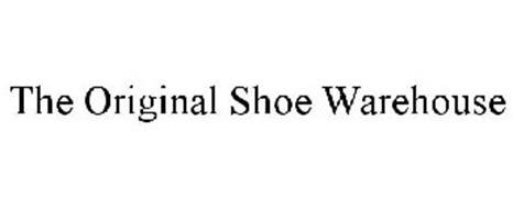 THE ORIGINAL SHOE WAREHOUSE