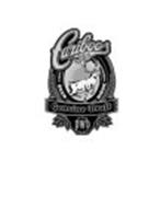 CARIBOO GENUINE DRAFT PWB BEER BIERE