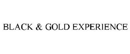 BLACK & GOLD EXPERIENCE