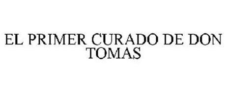 EL PRIMER CURADO DE DON TOMAS
