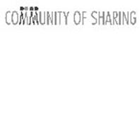 COMMUNITY OF SHARING