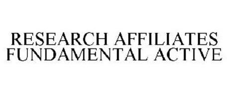 RESEARCH AFFILIATES FUNDAMENTAL ACTIVE