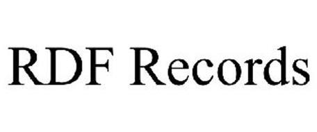 RDF RECORDS