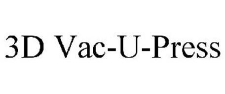 3D VAC-U-PRESS