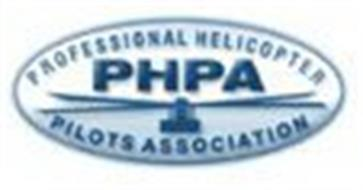 PHPA PROFESSIONAL HELICOPTER PILOTS ASSOCIATION
