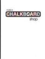 MOLLY'S CHALKBOARD SHOP