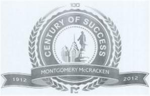 100 CENTURY OF SUCCESS 1912 MONTGOMERY MCCRACKEN 2012
