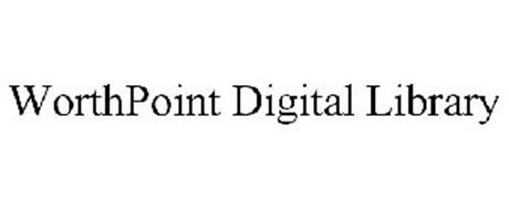 WORTHPOINT DIGITAL LIBRARY