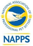 NAPPS NATIONAL ASSOCIATION OF PROFESSIONAL PET SITTERS