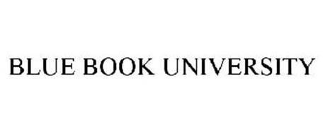 BLUE BOOK UNIVERSITY