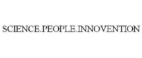 SCIENCE.PEOPLE.INNOVENTION