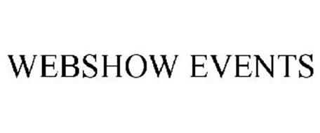 WEBSHOW EVENTS