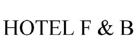 HOTEL F & B