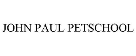 JOHN PAUL PETSCHOOL