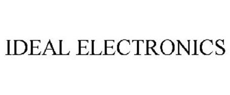 ideal electronics corporation Ideal electronics (uk) ltd company number 05106874 company type private limited with share capital ideal electronics (uk) ltd: enterprise company characteristics.