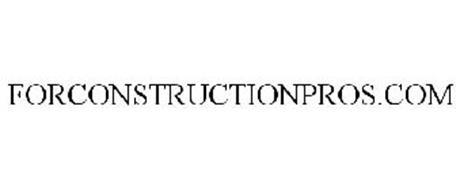 FORCONSTRUCTIONPROS.COM