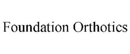 FOUNDATION ORTHOTICS