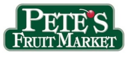 PETE'S FRUIT MARKET