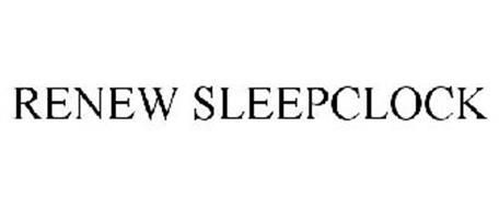 RENEW SLEEPCLOCK