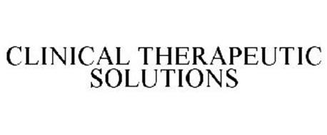 CLINICAL THERAPEUTIC SOLUTIONS