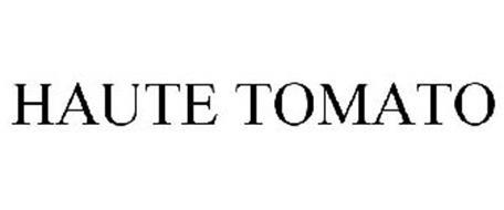 HAUTE TOMATO