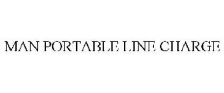 MAN PORTABLE LINE CHARGE