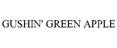 GUSHIN' GREEN APPLE