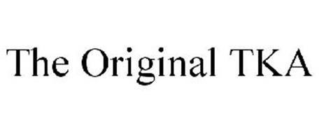 THE ORIGINAL TKA