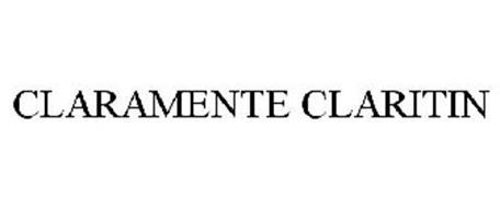CLARAMENTE CLARITIN