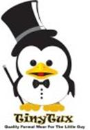 TINY TUX QUALITY FORMAL WEAR FOR THE LITTLE GUY