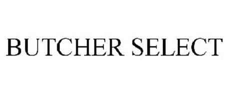 BUTCHER'S SELECT