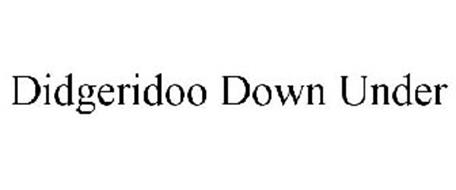 DIDGERIDOO DOWN UNDER