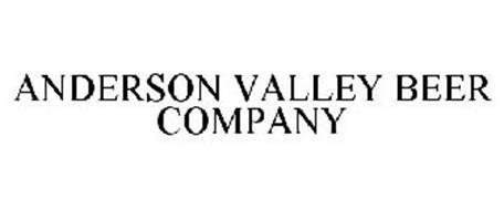 ANDERSON VALLEY BEER COMPANY