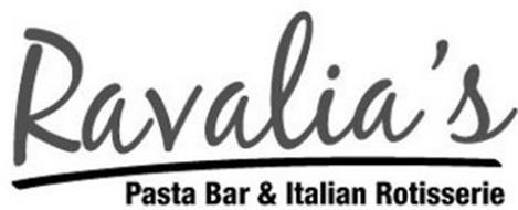 RAVALIA'S PASTA BAR & ITALIAN ROTISSERIE