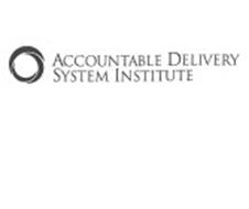 ACCOUNTABLE DELIVERY SYSTEM INSTITUTE
