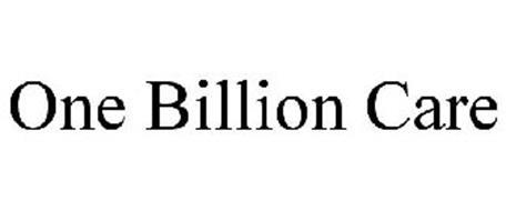ONE BILLION CARE