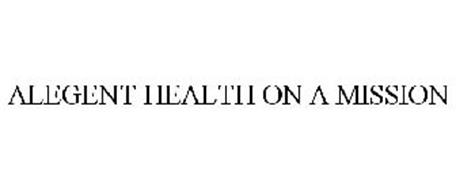ALEGENT HEALTH ON A MISSION