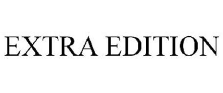 EXTRA EDITION