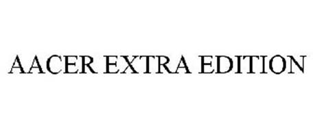 AACER EXTRA EDITION